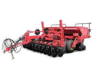 新疆牧神2BMF-20分体式免耕施肥收获机