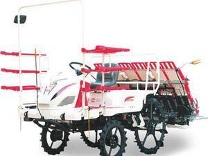 洋马2ZGQ-6G(VP6G型)乘坐式高速插秧机