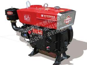 常州R1105水冷双滚柴油机