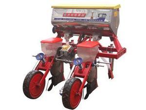 农哈哈2BYSF-2勺轮式玉米收获机