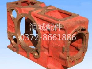 柴油机机体江淮1115