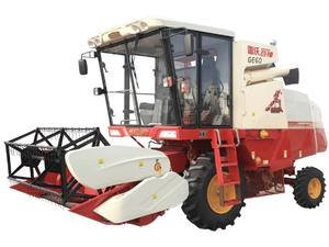 雷沃谷神GE60(4LZ-6E3)小麦收割机